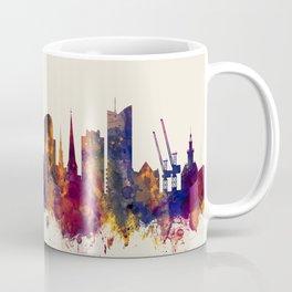 Dortmund Germany Skyline Coffee Mug