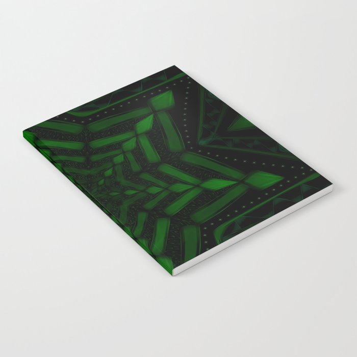 Fractal Forest Flake Notebook