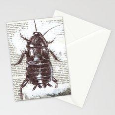 cockroach Stationery Cards