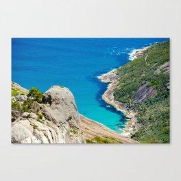 Little Oberon Bay - Wilsons Promontory Canvas Print