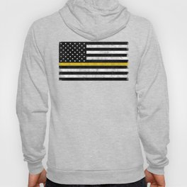 Thin Gold Line Hoody
