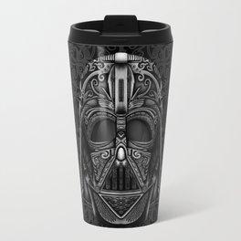 Aztec Black vader Mask iPhone 4 4s 5 5c 6, pillow case, mugs and tshirt Travel Mug