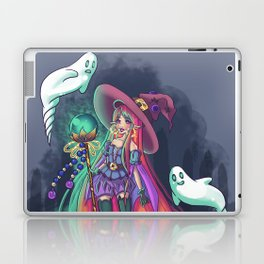 Halloween Mage Laptop & iPad Skin