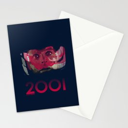 2001 Stationery Cards