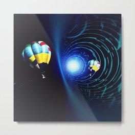 Multiverse (Color) Metal Print