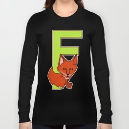 F for Fox Long Sleeve T-shirt