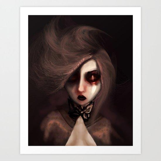 Duskia Art Print