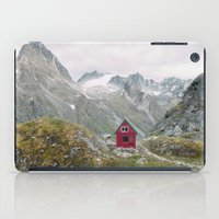 mint iPad Cases featuring Mint Hut by Kevin Russ