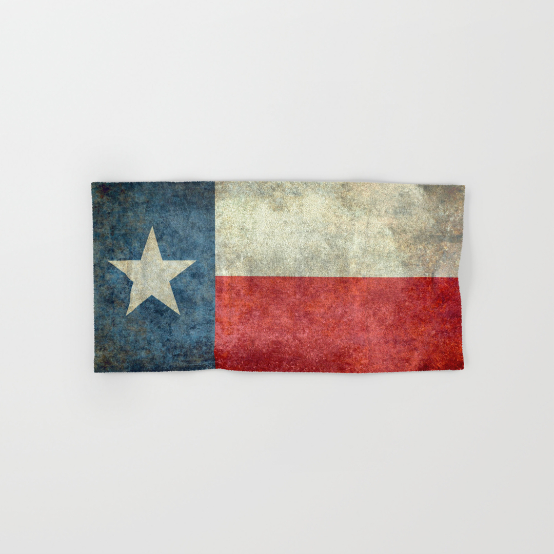 Flag Hand Amp Bath Towels Society6