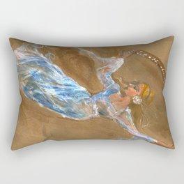 The beauty we love Rectangular Pillow
