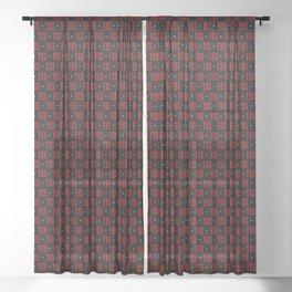 Say Yes Montana Sheer Curtain