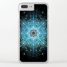 Dimensional Tensegrity Clear iPhone Case