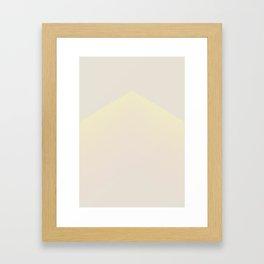 Directional Framed Art Print