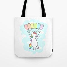 Unicorn Glide Tote Bag