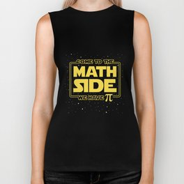 come to the math side we have pi day math Biker Tank
