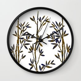 Panda panda Wall Clock