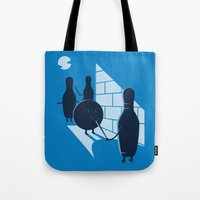 vendetta Tote Bags featuring Vendetta by grodas