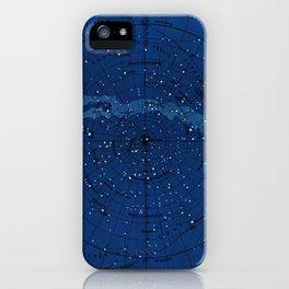 Antique Constellation Chart iPhone Case