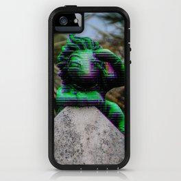 Glitch Lemming iPhone Case