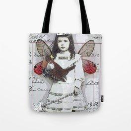 Twitter Tote Bag