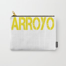 All care about is_ARROYO Carry-All Pouch