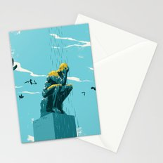 Depression Stationery Cards