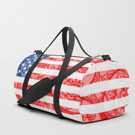 Stars & Stripes Duffle Bag