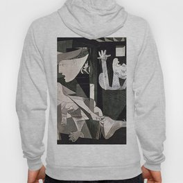 GUERNICA #2 - PABLO PICASSO Hoody