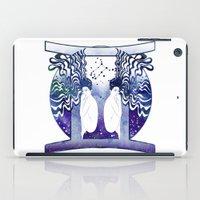 gemini iPad Cases featuring Gemini by Stevyn Llewellyn