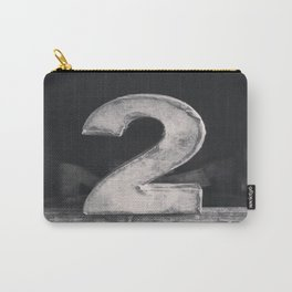 Number Crazy #2 Carry-All Pouch