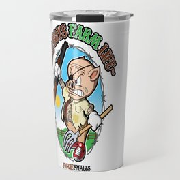 PIGGIE SMALLS Travel Mug