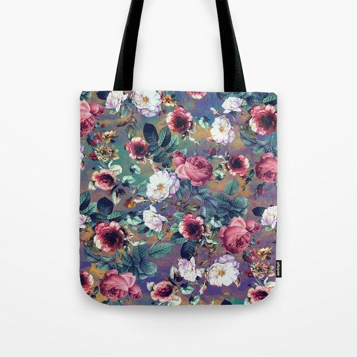 RPE Seamless Floral IV Tote Bag
