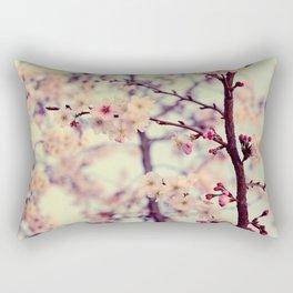 In The Air Rectangular Pillow