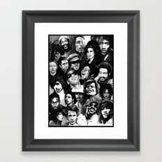 Timeless (Original Version) Framed Art Print