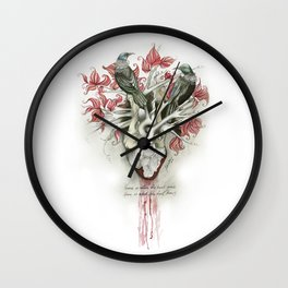 My Home Wall Clock
