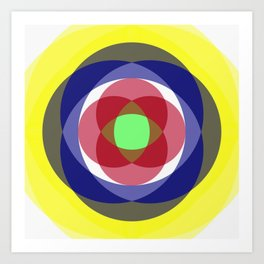 20120202 2008 Art Print