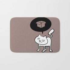minima - derpicat | box Bath Mat