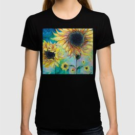 Supermassive Sunflowers T-shirt