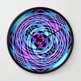 Rotating in Circles Series 03 Wall Clock