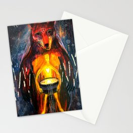 BeornHeorte - Bear Heart Stationery Cards
