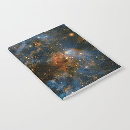 Galaxy Storm Notebook