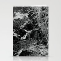 marble Stationery Cards featuring Marble by Three of the Possessed