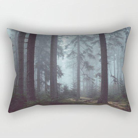 magic forest Rectangular Pillow