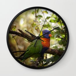 Lory Wall Clock