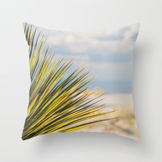 White Sands, No. 2 Throw Pillow