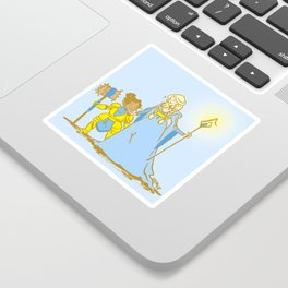 Magic Wives Sticker