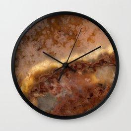 Idaho Gem Stone 35 Wall Clock