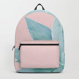 Blush Agave #2 #tropical #decor #art #society6 Backpack