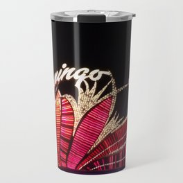 The Flamingo Travel Mug