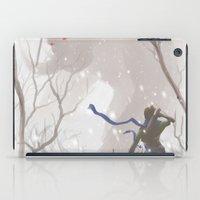 yeti iPad Cases featuring Yeti by MozakMai